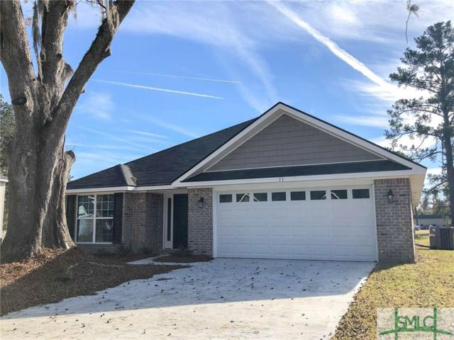 11 Maggie Lane, Allenhurst, GA 31301 (MLS #197541) :: The Sheila Doney Team