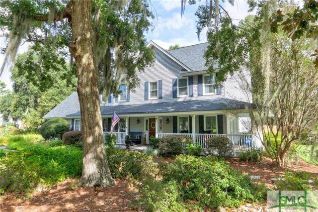 111 Olde Towne Road, Savannah, GA 31410 (MLS #197618) :: Coastal Savannah Homes