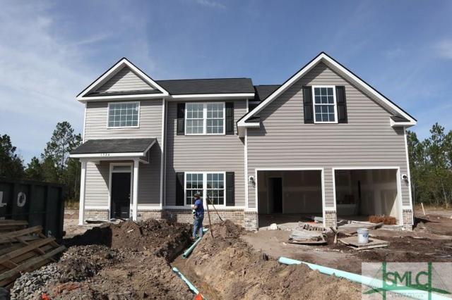 1324 Windrow Drive W, Hinesville, GA 31313 (MLS #197696) :: The Randy Bocook Real Estate Team
