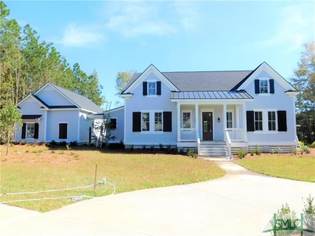 222 Westbrook Lane, Pooler, GA 31322 (MLS #198078) :: Coastal Savannah Homes
