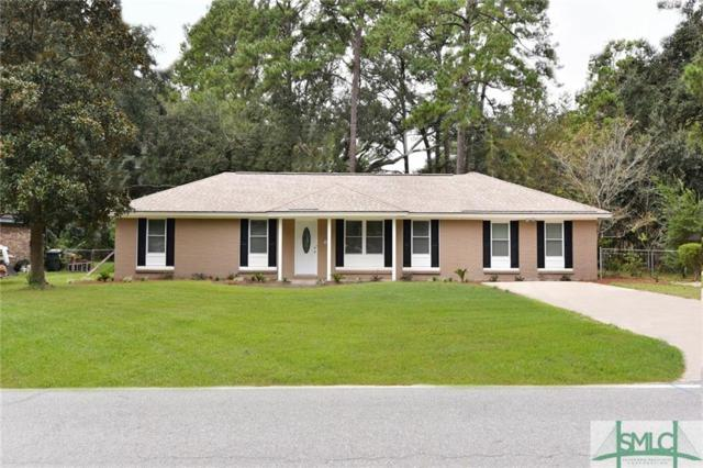 533 Quarterman Drive, Savannah, GA 31410 (MLS #198112) :: McIntosh Realty Team