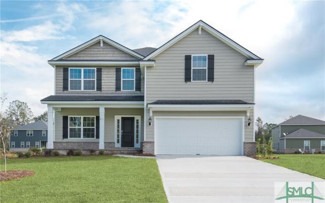 85 James Drive, Richmond Hill, GA 31324 (MLS #198196) :: Coastal Savannah Homes