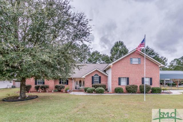108 Bradford Drive, Bloomingdale, GA 31302 (MLS #198294) :: The Randy Bocook Real Estate Team