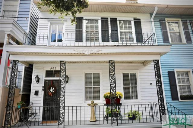 503 E Mcdonough Street, Savannah, GA 31401 (MLS #198307) :: The Sheila Doney Team