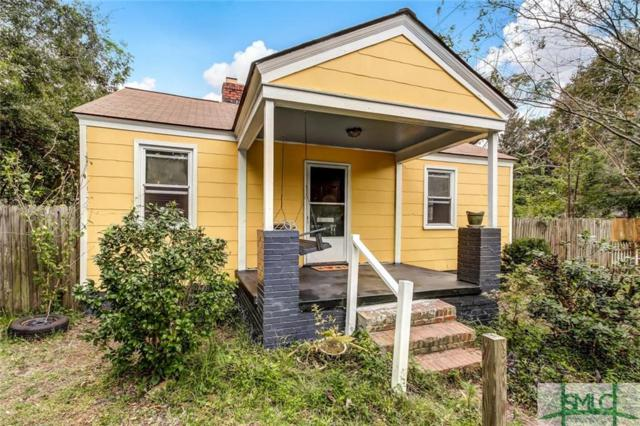 2203 Greenwood Street, Savannah, GA 31404 (MLS #198336) :: Keller Williams Realty-CAP
