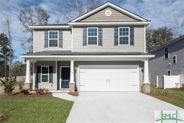 179 Hammock Drive, Richmond Hill, GA 31324 (MLS #198370) :: Karyn Thomas