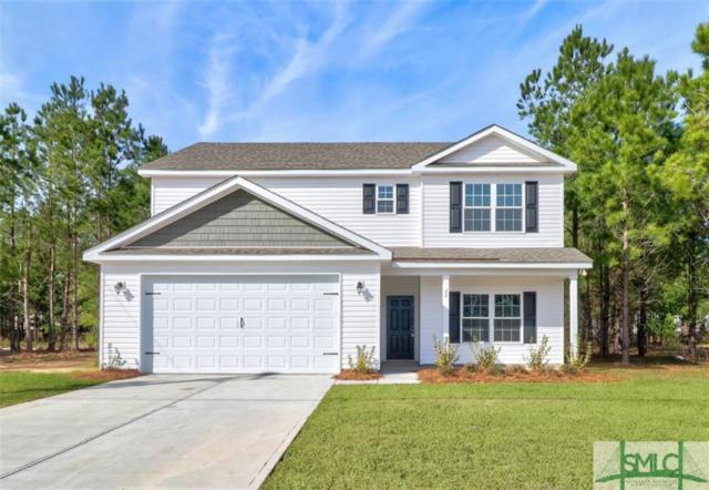 307 Coconut Drive, Bloomingdale, GA 31302 (MLS #198402) :: The Randy Bocook Real Estate Team
