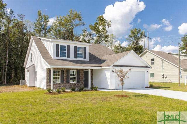 311 Coconut Drive, Bloomingdale, GA 31302 (MLS #198413) :: The Randy Bocook Real Estate Team