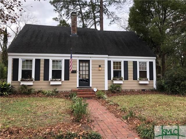 1205 E 51st Street, Savannah, GA 31404 (MLS #198416) :: The Arlow Real Estate Group