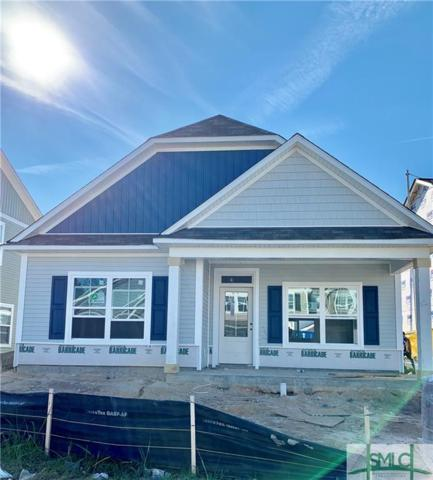 209 Dogwood Circle, Port Wentworth, GA 31407 (MLS #198424) :: The Randy Bocook Real Estate Team