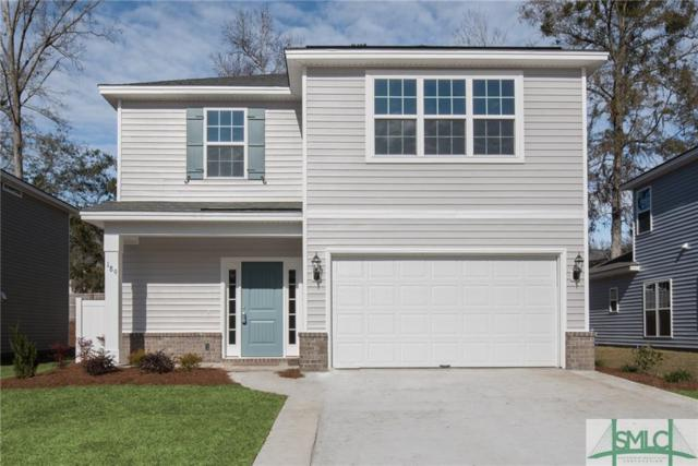 189 Hammock Drive, Richmond Hill, GA 31324 (MLS #198456) :: Karyn Thomas