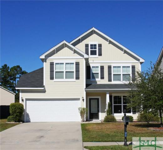 142 Somersby Boulevard, Pooler, GA 31322 (MLS #198504) :: McIntosh Realty Team