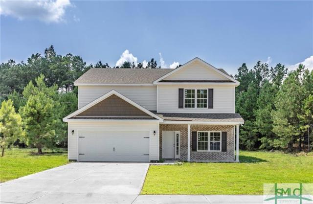320 Coconut Drive, Bloomingdale, GA 31302 (MLS #198763) :: The Randy Bocook Real Estate Team