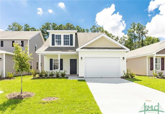 318 Coconut Drive, Bloomingdale, GA 31302 (MLS #198764) :: The Randy Bocook Real Estate Team