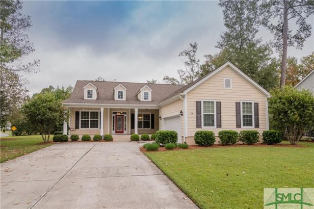 106 Oakcrest Drive W, Savannah, GA 31405 (MLS #198915) :: Coastal Savannah Homes