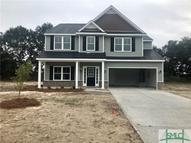 106 Greenbriar Drive, Guyton, GA 31312 (MLS #198959) :: The Randy Bocook Real Estate Team