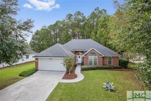 213 Brown Thrush Road, Savannah, GA 31419 (MLS #199070) :: The Randy Bocook Real Estate Team