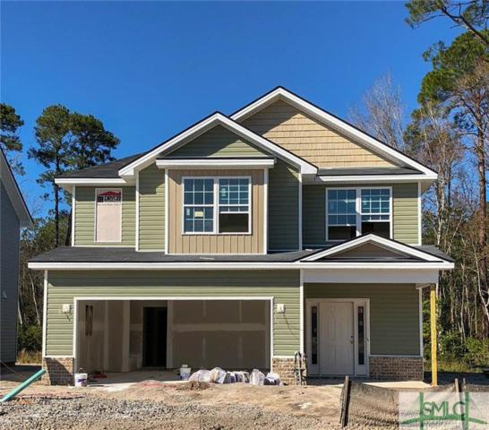 1255 Cypress Fall Circle, Hinesville, GA 31313 (MLS #199203) :: The Randy Bocook Real Estate Team