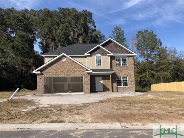186 Maggie Lane, Allenhurst, GA 31313 (MLS #199205) :: The Sheila Doney Team