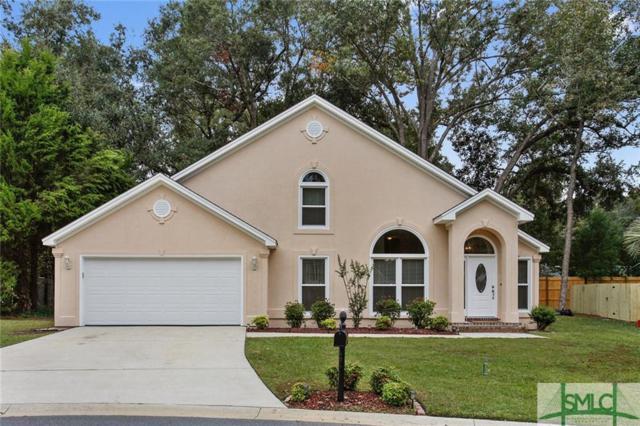 56 Cove Drive, Savannah, GA 31419 (MLS #199328) :: The Randy Bocook Real Estate Team