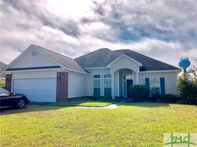 646 Stonebridge Circle, Savannah, GA 31419 (MLS #199489) :: The Arlow Real Estate Group