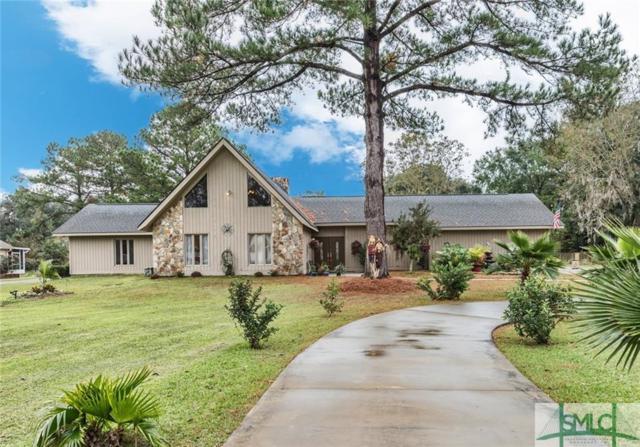 231 Burton Road, Savannah, GA 31405 (MLS #199672) :: The Arlow Real Estate Group