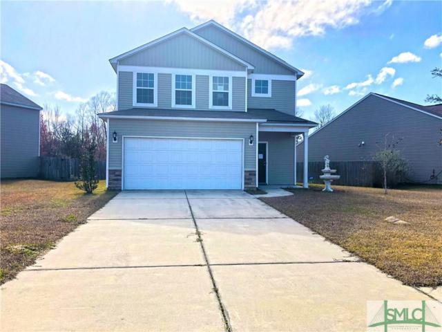 38 Glenwood Court, Pooler, GA 31322 (MLS #199930) :: The Randy Bocook Real Estate Team