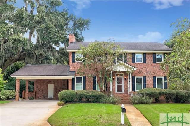 103 Windfield Drive, Savannah, GA 31406 (MLS #199948) :: Keller Williams Coastal Area Partners