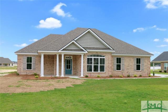 535 Braves Field Drive, Guyton, GA 31312 (MLS #199977) :: The Randy Bocook Real Estate Team