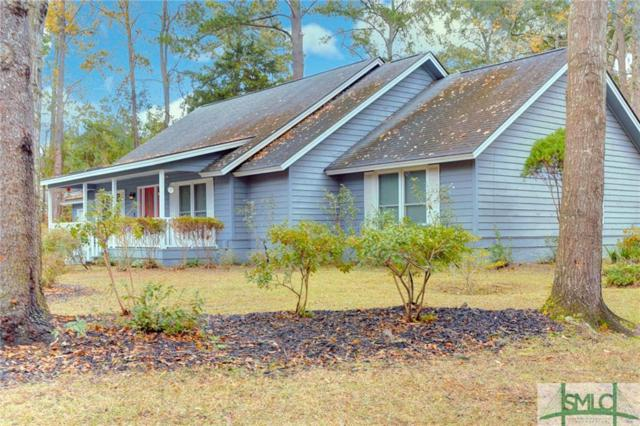 1 Cove Drive, Savannah, GA 31419 (MLS #200219) :: Coastal Savannah Homes