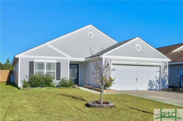 164 Lakepointe Drive, Savannah, GA 31407 (MLS #200245) :: Keller Williams Realty-CAP