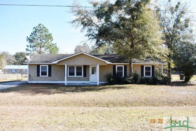 1112 Ricade Drive, Hinesville, GA 31313 (MLS #200252) :: The Sheila Doney Team