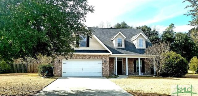 4 Hidden Creek Drive, Black Creek, GA 31308 (MLS #200278) :: Teresa Cowart Team