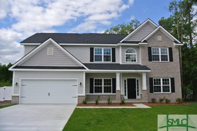 951 Oak Crest Drive, Hinesville, GA 31313 (MLS #200335) :: McIntosh Realty Team