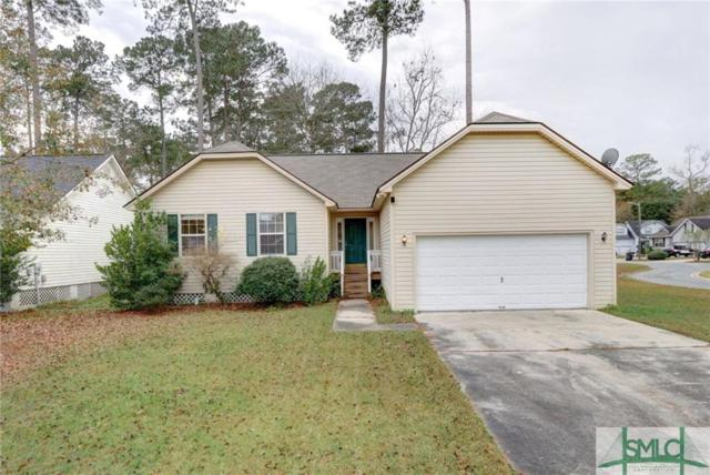 154 Sugar Mill Circle, Savannah, GA 31419 (MLS #200666) :: Keller Williams Realty-CAP