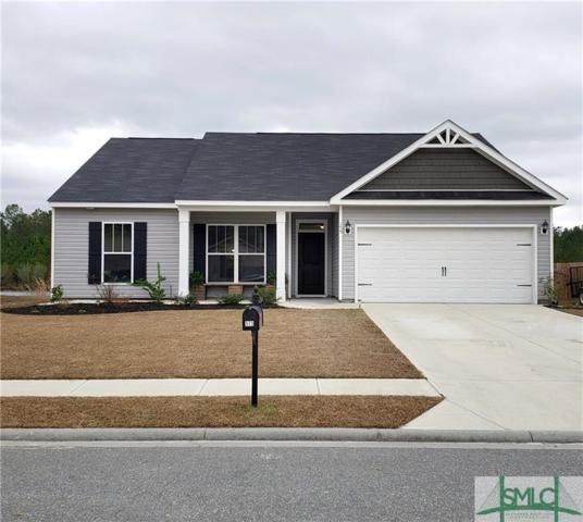 175 Willow Drive, Guyton, GA 31312 (MLS #200691) :: McIntosh Realty Team