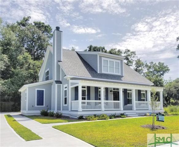 109 Bluffside Circle, Savannah, GA 31404 (MLS #200753) :: The Arlow Real Estate Group
