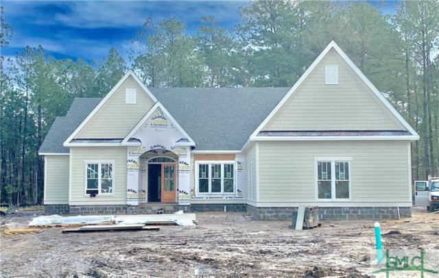 6 Frampton Court, Pooler, GA 31322 (MLS #200794) :: Coastal Savannah Homes