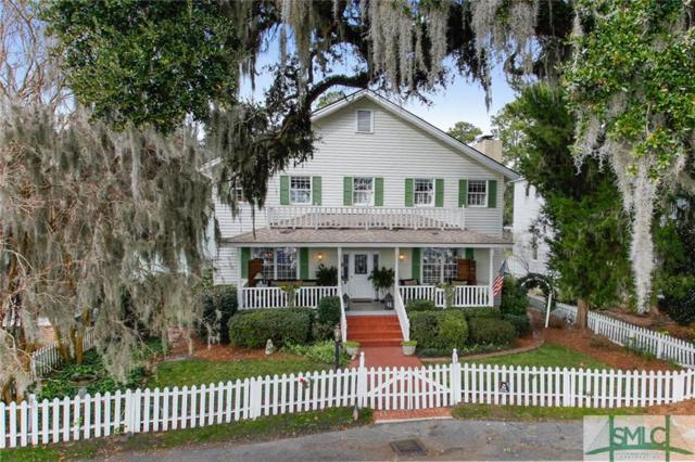 39 W Bluff Drive, Savannah, GA 31406 (MLS #200803) :: Teresa Cowart Team