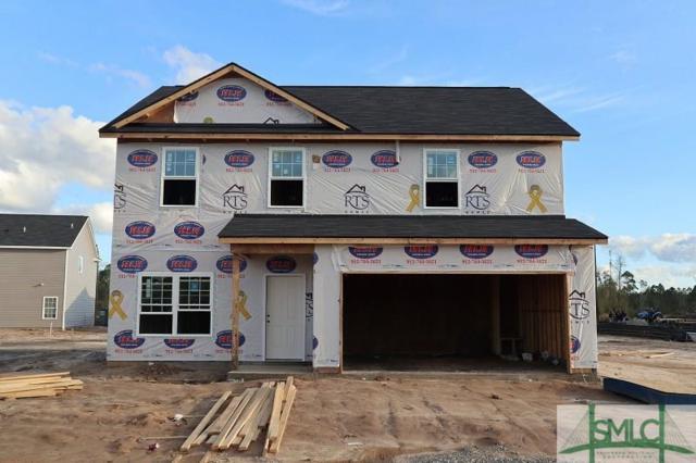 1812 White Cedar Way, Hinesville, GA 31313 (MLS #200816) :: Karyn Thomas