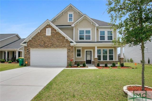 317 Casey Drive, Pooler, GA 31322 (MLS #200820) :: The Arlow Real Estate Group