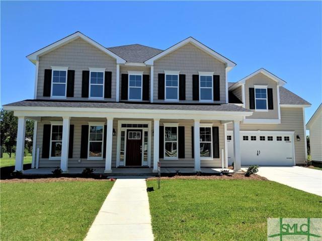 64 Harvest Moon Drive, Savannah, GA 31405 (MLS #200898) :: Coastal Savannah Homes