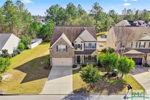 530 Wheatfield Court, Pooler, GA 31322 (MLS #201019) :: The Randy Bocook Real Estate Team