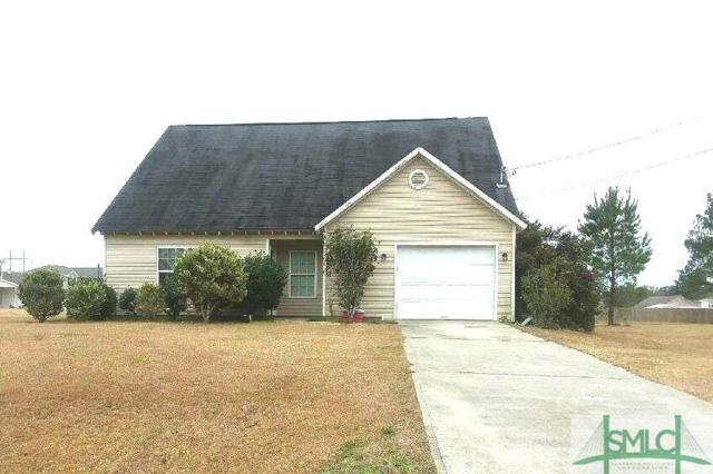 160 Bonnie Circle, Ellabell, GA 31308 (MLS #201068) :: Karyn Thomas