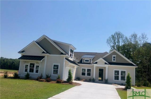 110 Bramswell Road, Pooler, GA 31322 (MLS #201086) :: Teresa Cowart Team
