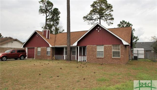 702 Woods Court, Hinesville, GA 31313 (MLS #201315) :: The Randy Bocook Real Estate Team