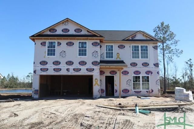 1593 Longleaf Court, Hinesville, GA 31313 (MLS #201359) :: The Randy Bocook Real Estate Team