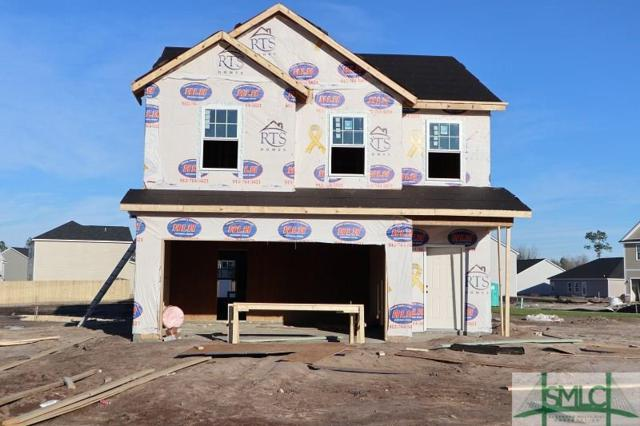 1913 Wiregrass Way, Hinesville, GA 31313 (MLS #201477) :: Karyn Thomas