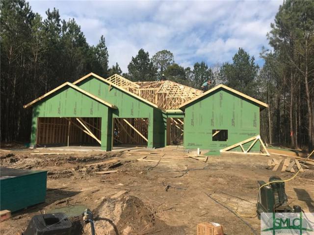 47 Misty Marsh Drive, Savannah, GA 31419 (MLS #201533) :: The Sheila Doney Team