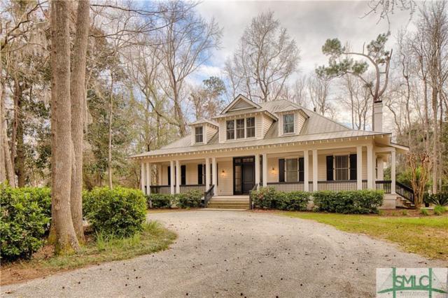 678 Myrtle Grove Lane, Richmond Hill, GA 31324 (MLS #201743) :: Coastal Savannah Homes